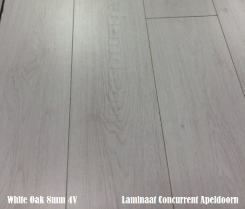 White Oak 3201 8mm 4V Kronotex Magic Star