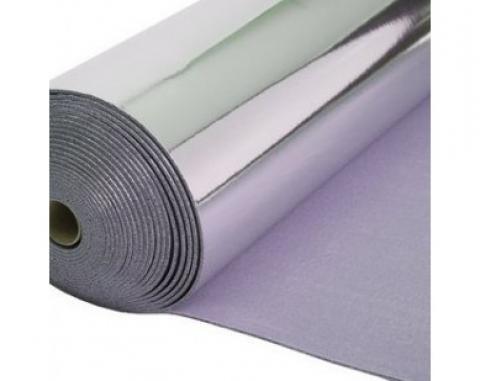 ≥ ondervloer voor laminaat m isolatie en afdichting