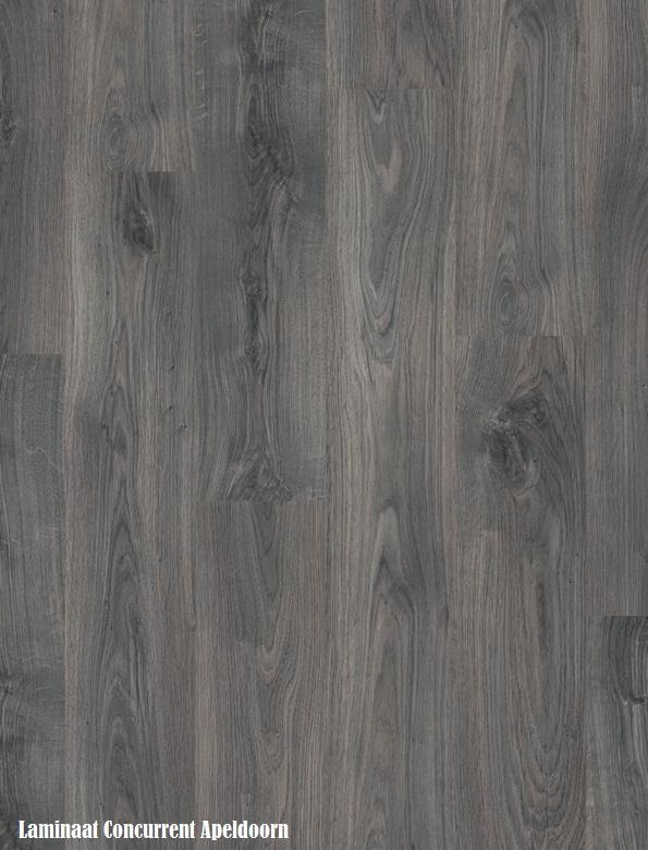 Favoriete Pergo Donker Grijs Eiken plank 72015-0824 - Laminaat Concurrent TC88