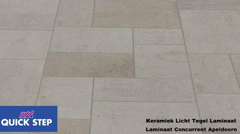 Quick u2013 step exquisa keramiek licht exq 1554 laminaat concurrent