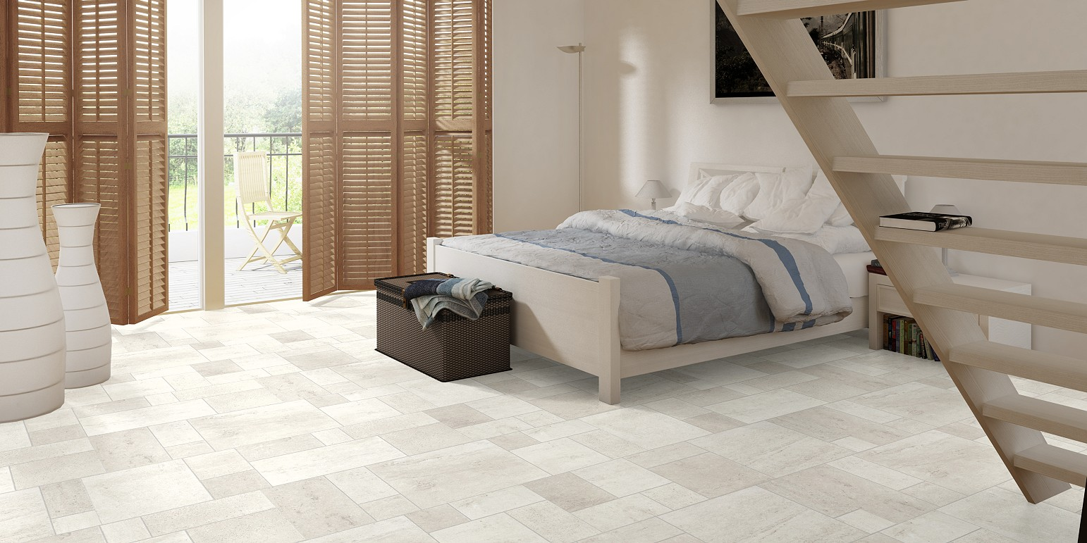 Wit Laminaat Slaapkamer : Quick – Step Exquisa Keramiek Wit EXQ 1553 ...