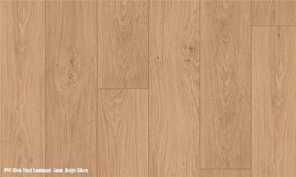 Marmer Vinyl Vloer : Pvc vinyl click laminaat traditionele eik 5mm dik 4v laminaat