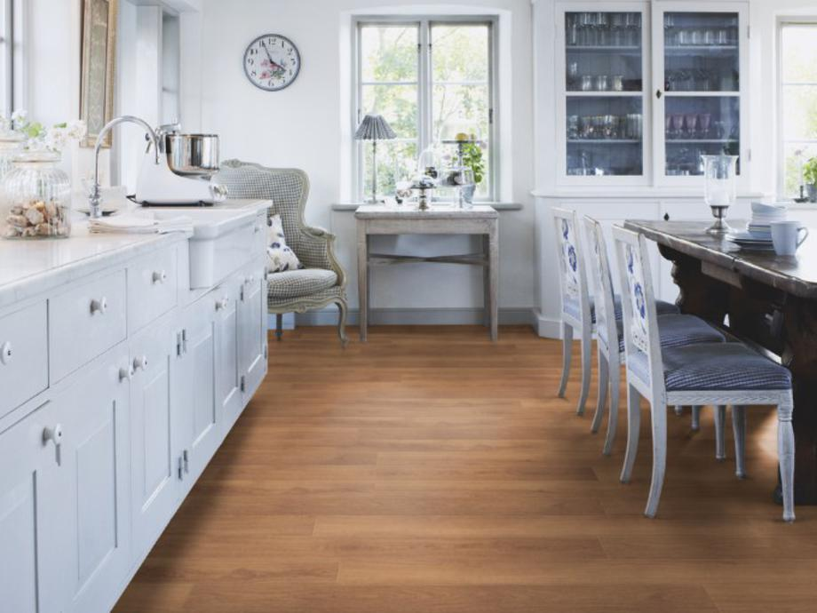 Laminaat Frans Eiken : Pergo dark oak plank u franse eik laminaat concurrent