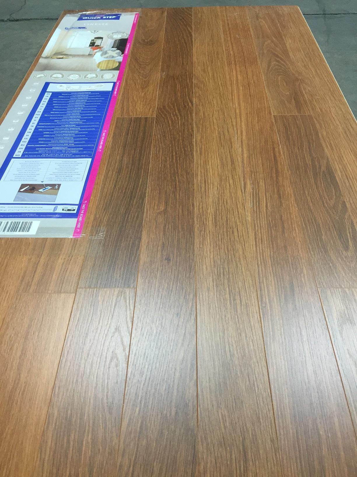 Quick-Step Almond Oak LUF1256 Merbau + Met Gratis ... Almond Kleur