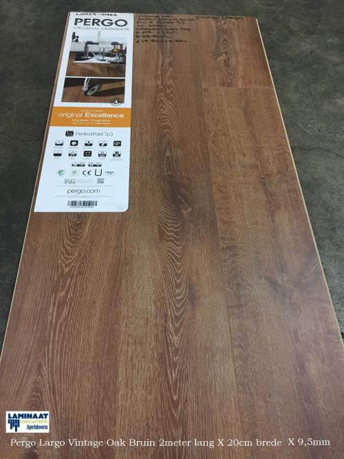 Pergo Vintage Oak Plank L0223-01762