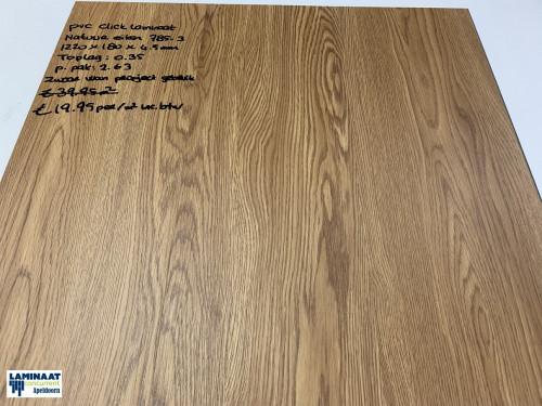 Vinyl click laminaat legendary oak xxl