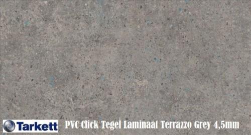 Tarkett pvc click tegel laminaat terrazzo green 24266130