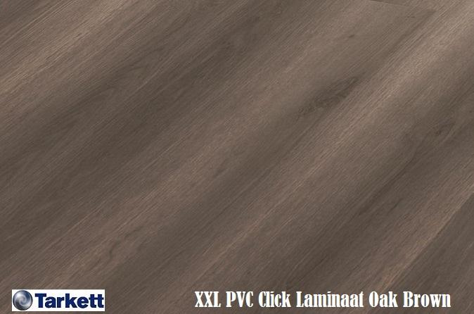 Tarkett xxl pvc laminaat oak brown cm cm brede