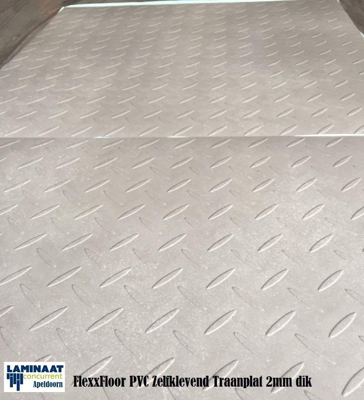 48 pak FlexxFloor Pvc Zelfklevend Traanplat laminaat 100m2 =€695 in.btw