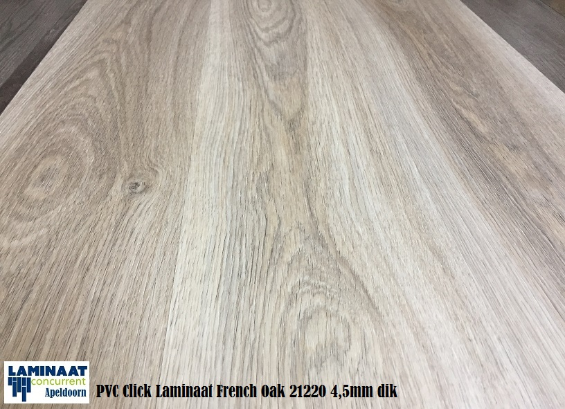 Pvc laminaat click french oak mm dik kasteel eiken