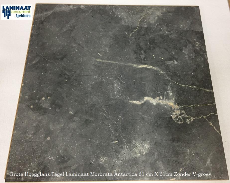 Grote vierkante hoogglans tegel laminaat grijs marorato q1007 for Tegel laminaat aanbieding