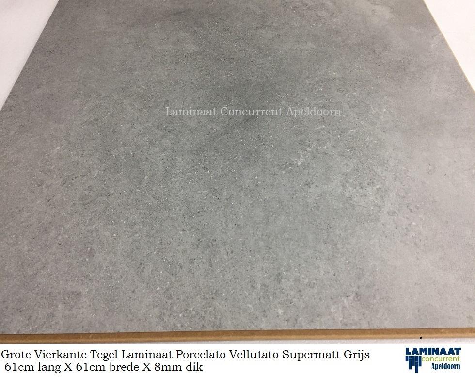 vierkante laminaat tegel supermaat 61 x 61 cm goedkope