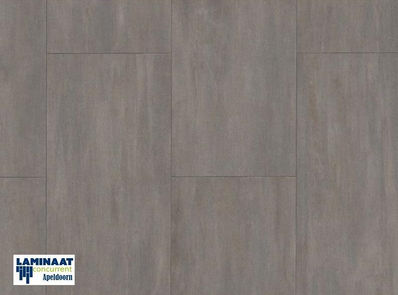 Egger tegel laminaat metaal stone beton grijs 8mm dik