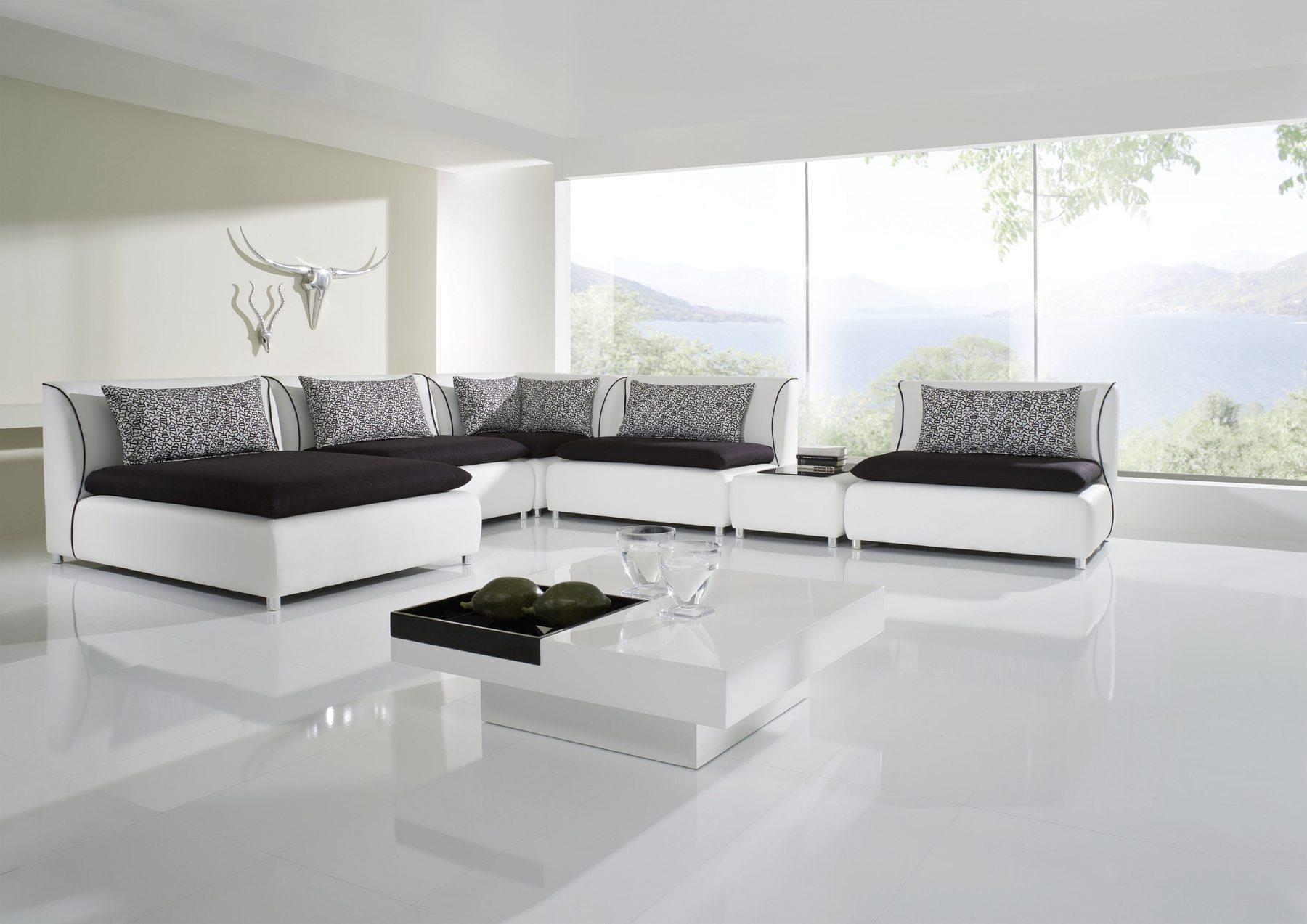 Wonderlijk Groote Hoogglans Tegel Laminaat Wit ( zonder naad ) €19,95m2 DM-17
