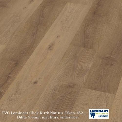 pvc click kurk Serenza Natural Oak 1821 0