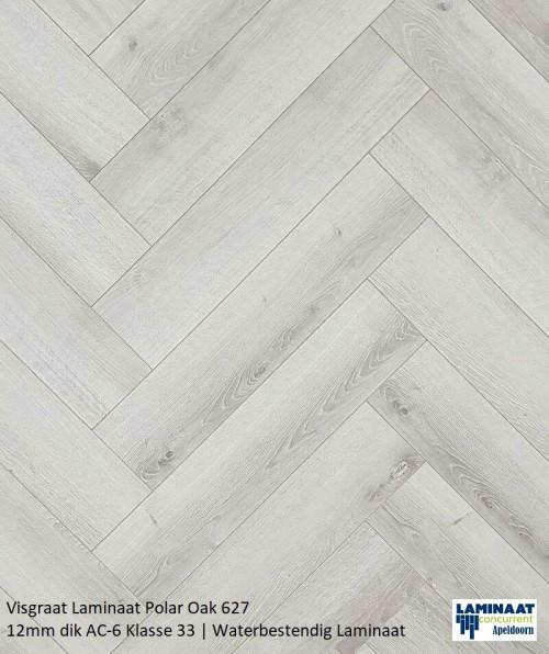 visgraat laminaat Polar 627 1-1-1-1