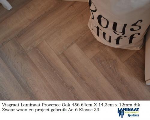 visgraat laminaat Provence Oak 456 0