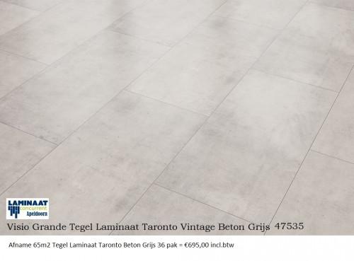 visio grande tegel Taronto Vintage 47535