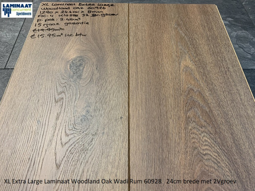 hoomline laminaat Woodland Oak Wadi Rum 60928 1