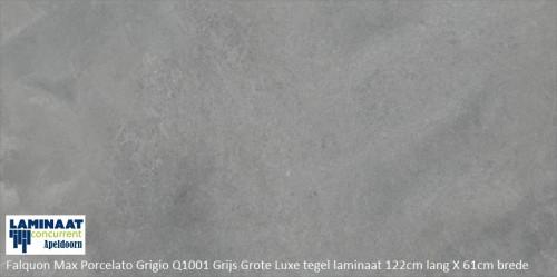 falquon tegel laminaat Porcelato Grigio Q1001 1
