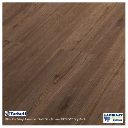 plak pvc bruin Soft Oak Brown 3977007 1