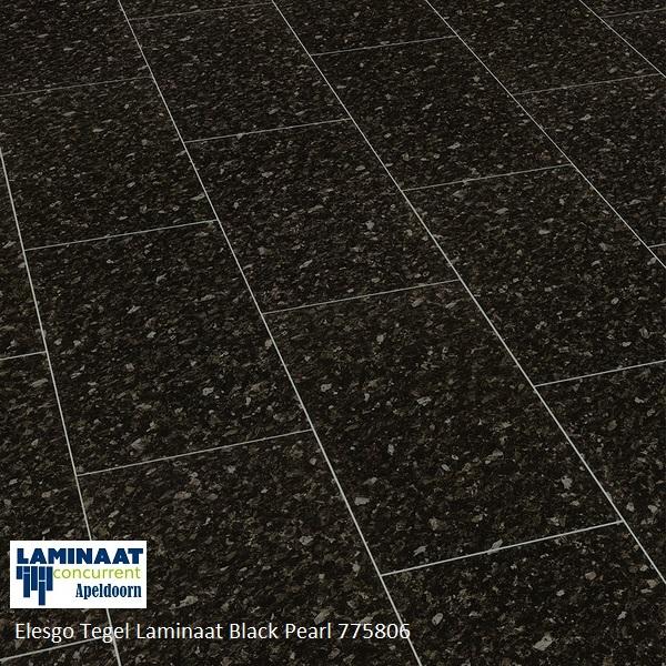 laminaat marmer granit zwart Black Pearl 775806 4