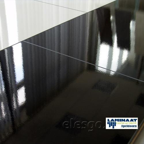 Hoogglans laminaat Color Black 775515 3