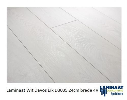 laminaat wit kronoswiss Davos D3035