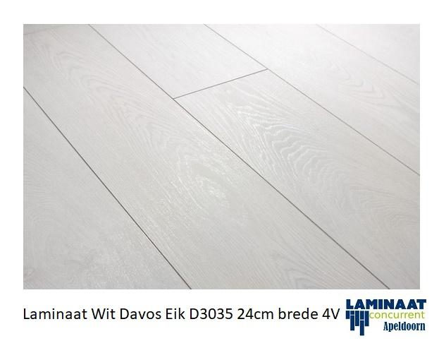 kronoswiss wit laminaat Davos D3035 1