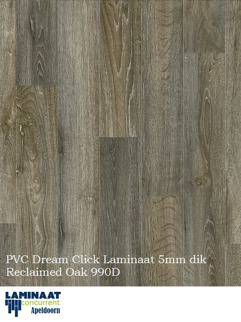 90,72m2 Pvc Dream Click Reclaimed Oak