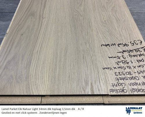 lamel parket geolied Eik Northern Light WB445-30523 1